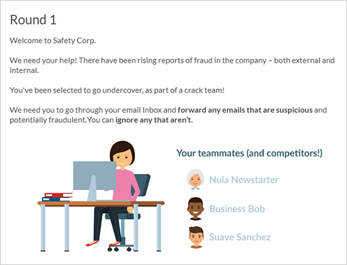 fraud game preview